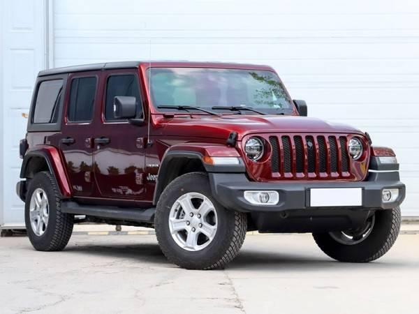 Jeep牧马人5座