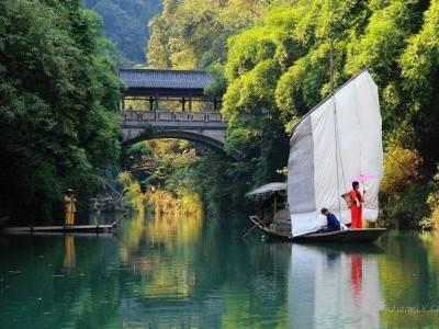 两坝一峡、三峡人家强强联手打造三峡国家级旅游度假区