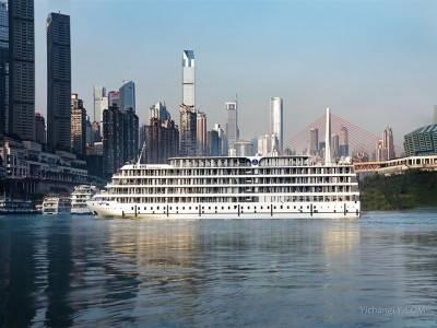 第二届长江三峡邮轮自驾旅游节启幕