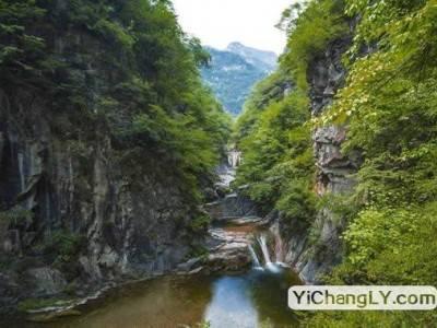 宜昌青龙峡漂流游玩攻略