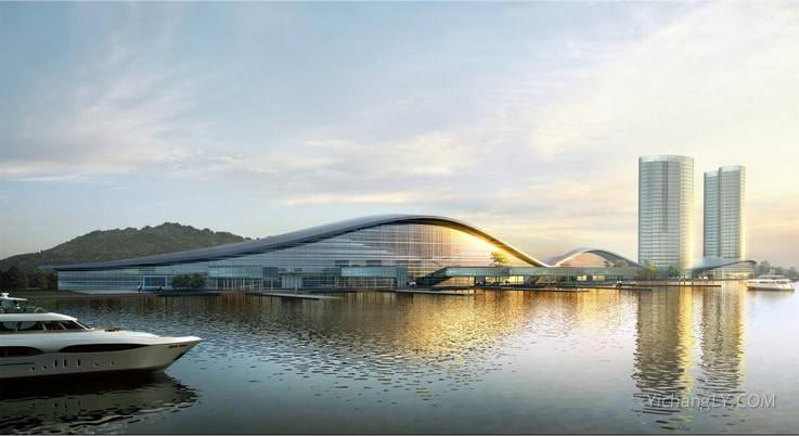 长江三峡游轮中心