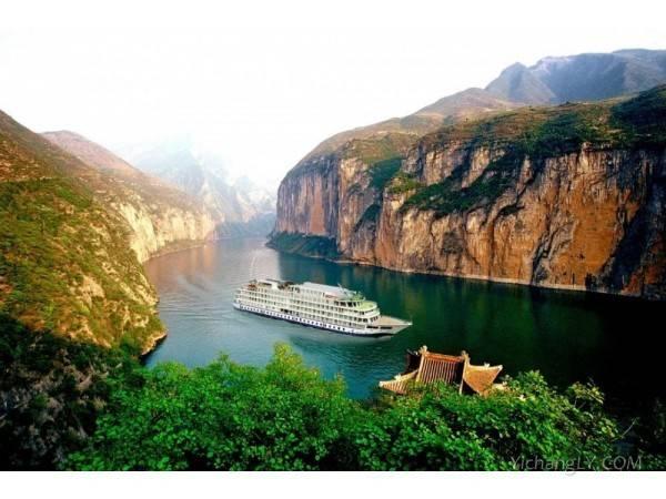 【长海系列长江壹号】免费体验过三峡大坝升船机 重庆到宜昌下水四天三晚行程